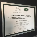 Jaguar Land Rover Certification